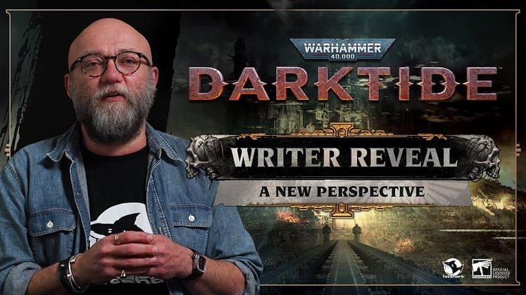 Black Library Author Dan Abnett Confirmed as Co-Writer for Warhammer 40,000: Darktide