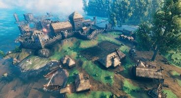 This Valheim Mod Lets You Roam Across Europe and Make It Your Own