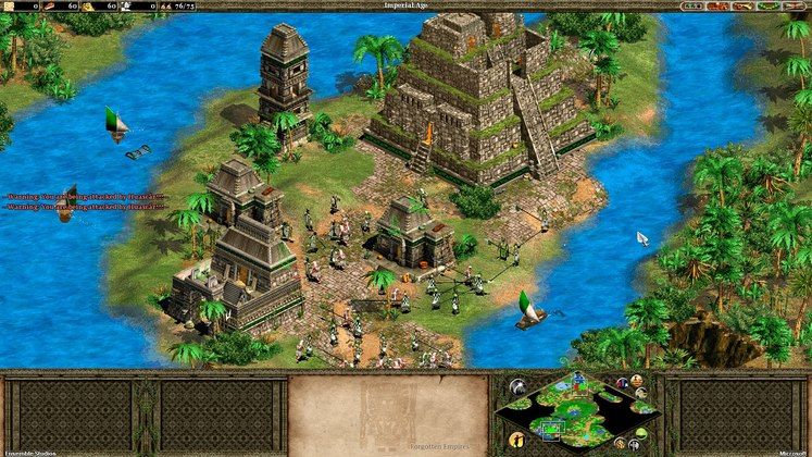 Unofficial Age of Empires II expansion, Forgotten Empires, now available