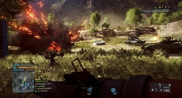 Battlefield 4's hefty Fall patch rolls out today