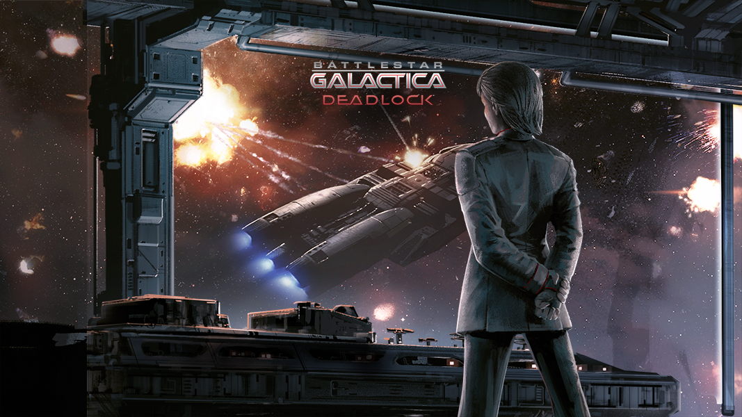 Battlestar Galactica: Deadlock PC Review | GameWatcher