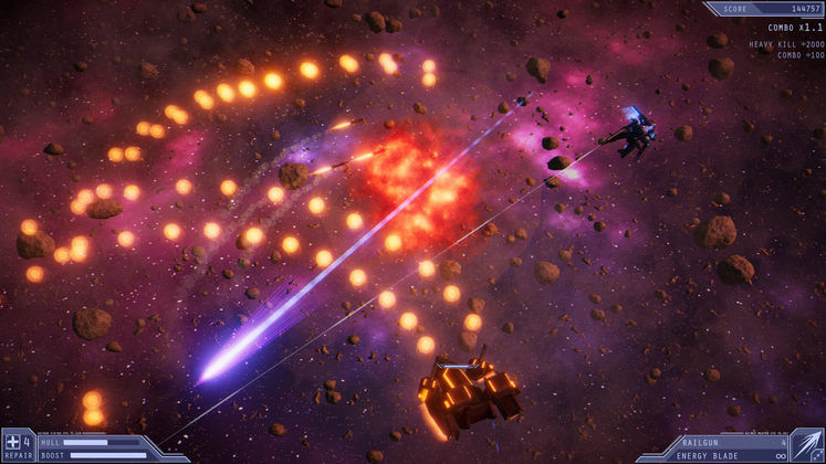 Twin-stick Shooter Project Aether: First Contact Gets February Release Date