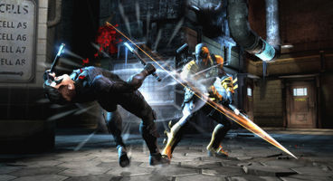 Deathstroke: The Terminator unveiled for Injustice: Gods Among Us
