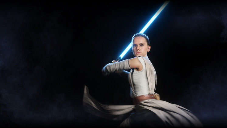 Star Wars Battlefront II May Have Revealed Who Rey's Parents Are