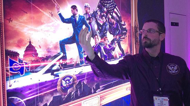 Volition's creative director Steve Jaros heads off to Valve