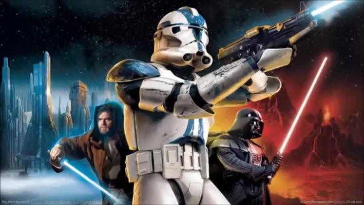 GOG brings back Star Wars Battlefront II (2005)