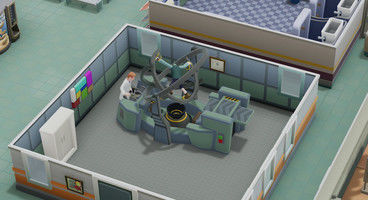 Two Point Hospital: Copy and Paste Rooms Option Coming Next Update
