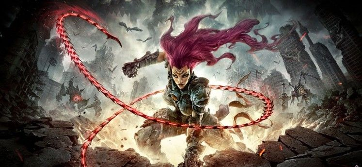 Darksiders III Will Get at least Two DLCs