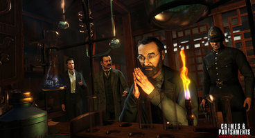 Sherlock Holmes: Crimes & Punishments coming in early September