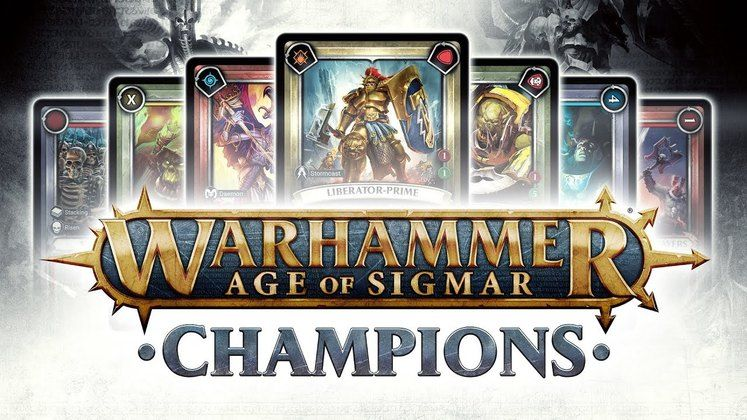 Warhammer Age of Sigmar: Champions Gets Release Date