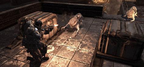 Experience earnable in Horde mode, future Gears of War 2 update
