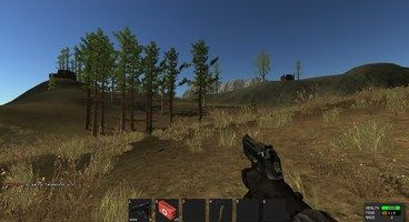 Free alpha build of Rust now available from Garry's Mod creator