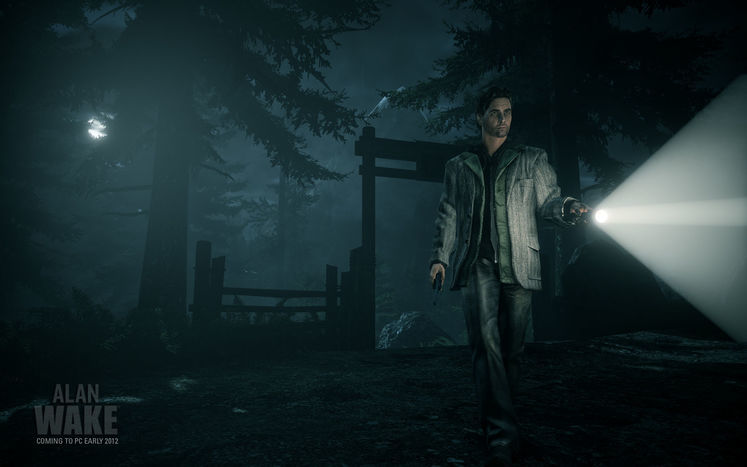 Alan Wake PC hits in February, uses Steam, not GFWL