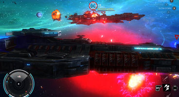 Double Damage Games reveals Rebel Galaxy, an action space opera for PC
