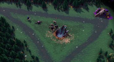 Merge Games to Publish Co-op RTS DwarfHeim, New Gameplay Teaser Revealed