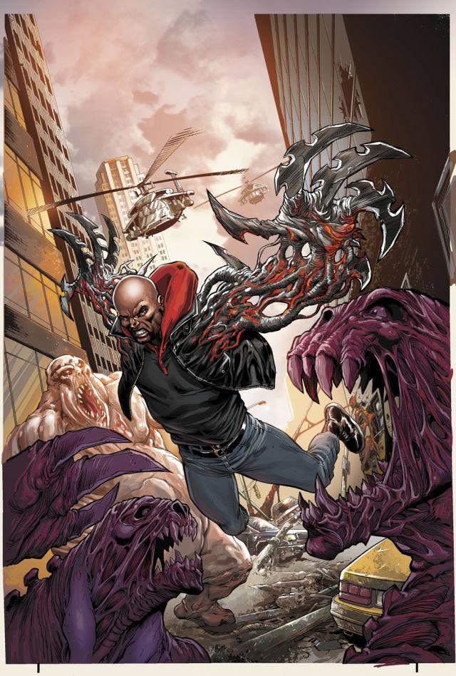 Dark Horse announces a Prototype 2-licensed digital comic series