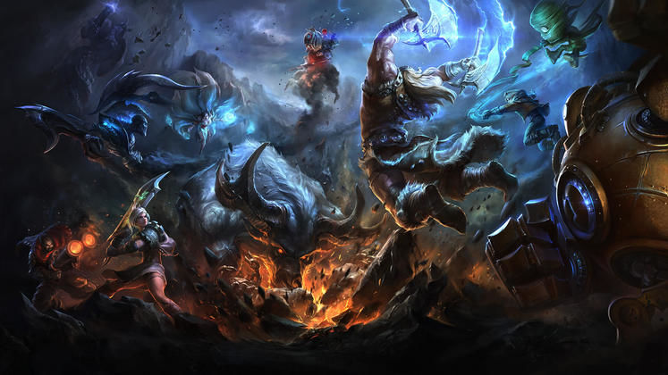 League of Legends Patch 10.19 - Release Date, Samira, More PsyOps Skins
