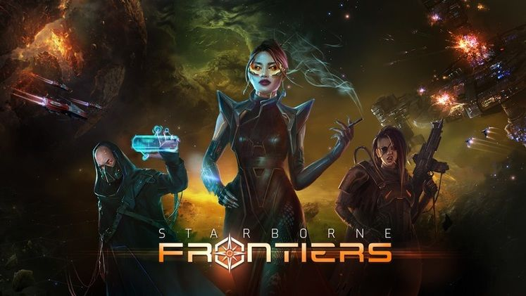 Persistent Space MMO Starborne: Frontiers Headed for December Soft Launch