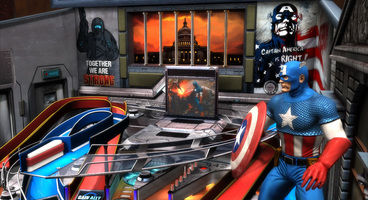NY Comic Con 2012: Civil War announced for Marvel Pinball