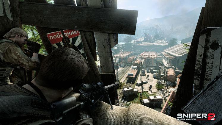 Sniper: Ghost Warrior 2 delayed into October