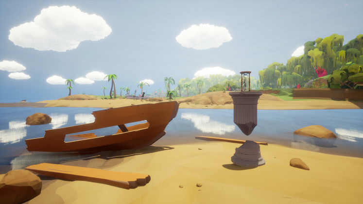 Deal with a Coma in first person puzzler DREAMO, now available on Steam