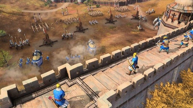 Age of Empires 4 Civilizations List - Which factions you'll be able to play as at launch