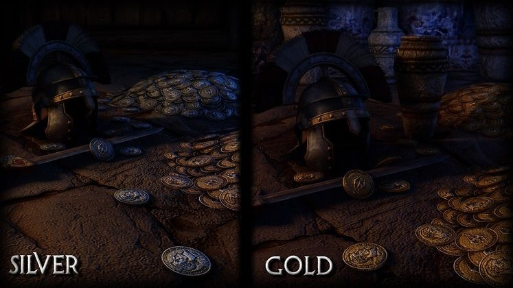 This Skyrim Special Edition Mod Gives Coins A Roman-Inspired Look