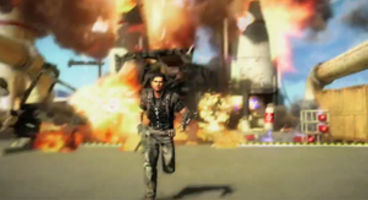 Just Cause's Avalanche with Square Enix on