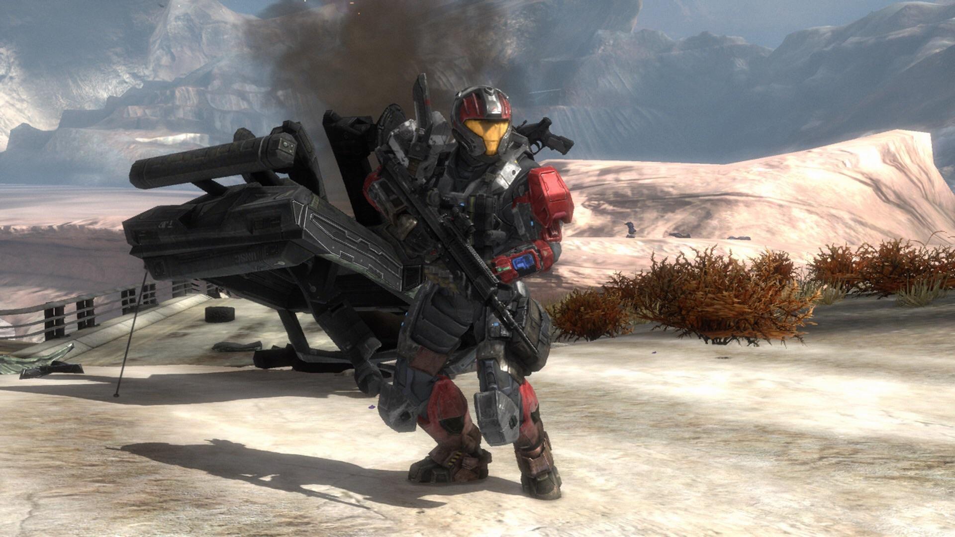 Halo Reach matchmaking hur fungerar det