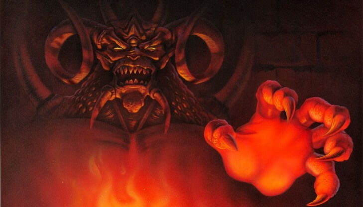 Play Diablo 1 in your Web-Browser
