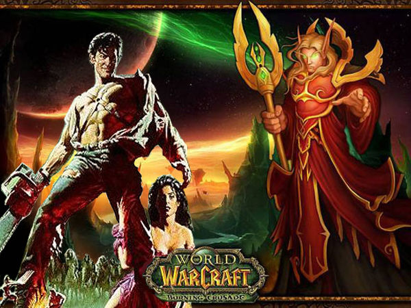 New World of Warcraft movie scribe announced