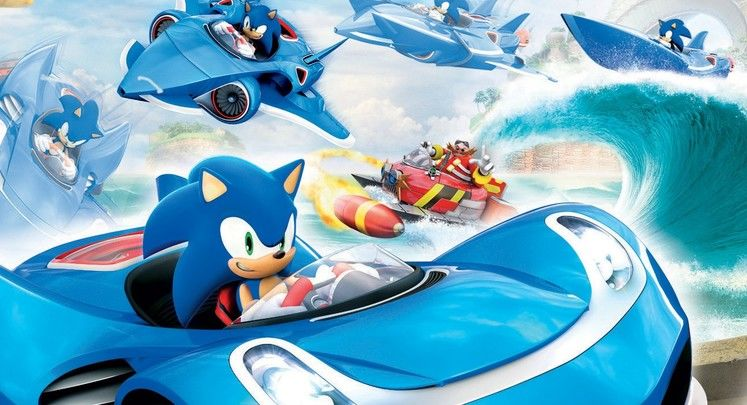 SEGA teases new Sonic Racing game