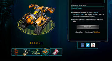 End of Nations retooled as vehicle-based MOBA
