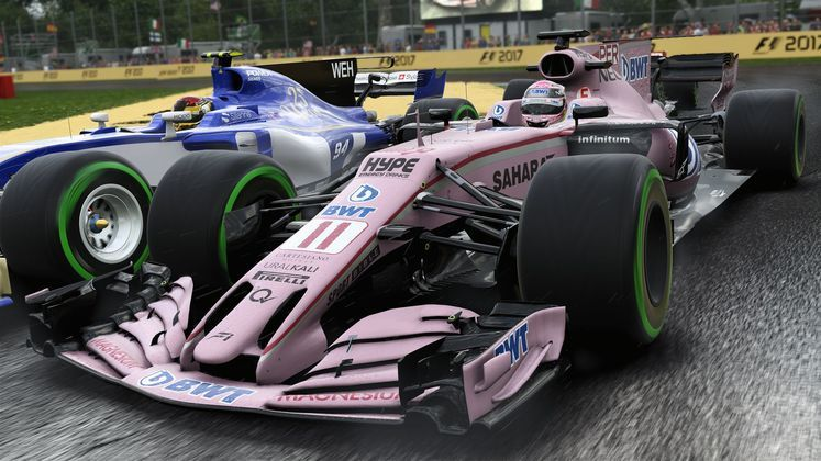 F1 2018 Races Onto PlayStation 4, Xbox One And PC On 24th August