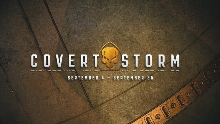 Covert Storm Event Live in Call of Duty: WWII