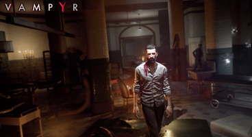 Vampyr Story Trailer Introduces A Dark Interwar London