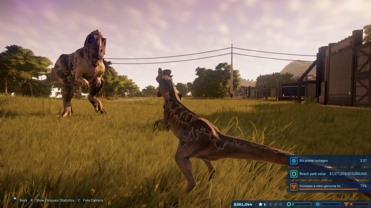 Jurassic World Evolution - How To Unlock All Islands