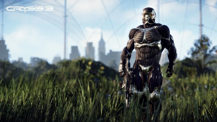 UK Games Chart: Crysis 3 snatches top spot