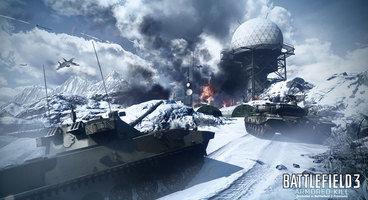 Battlefield 3: Armored Kill DLC gets dated for September