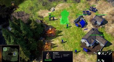 Play Medieval RTS Bannermen Pre-Release During Alpha Weekends