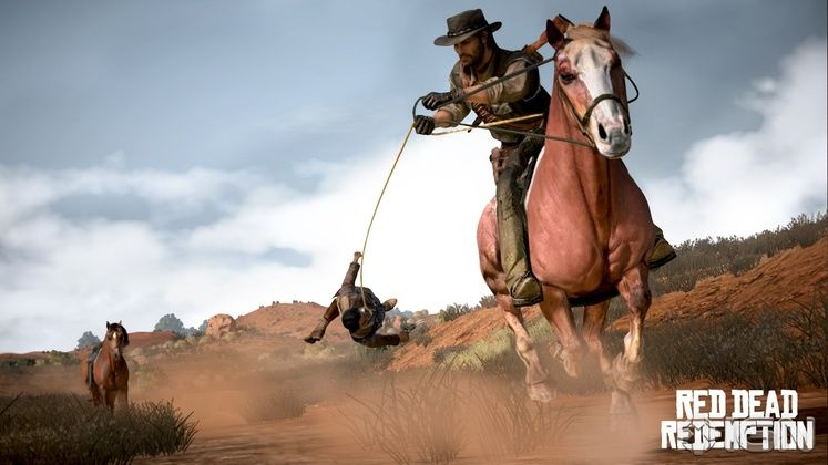 Red Dead a