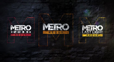 Metro Redux announced by Deep Silver,