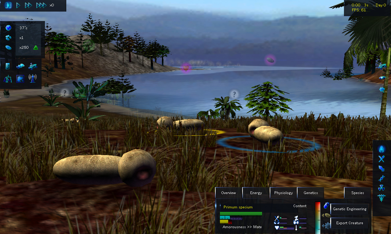 Evolution Simulator Species: ALRE now available via Early Access