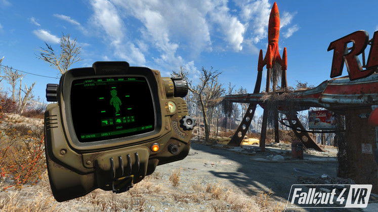 Fallout 4 VR Patch Notes
