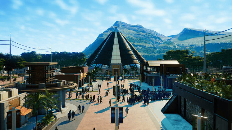Jurassic World Evolution - How To Unlock All Buildings