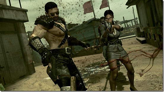 Exclusive Content For Resident Evil 5 Pc Detailed Chris Gamewatcher