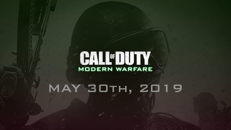 Call of Duty: Modern Warfare Reveal coming next Thursday