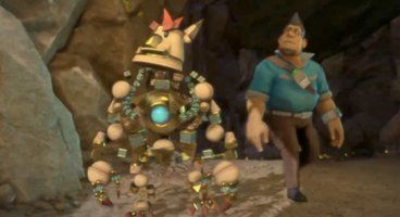 Knack announced for PlayStation 4
