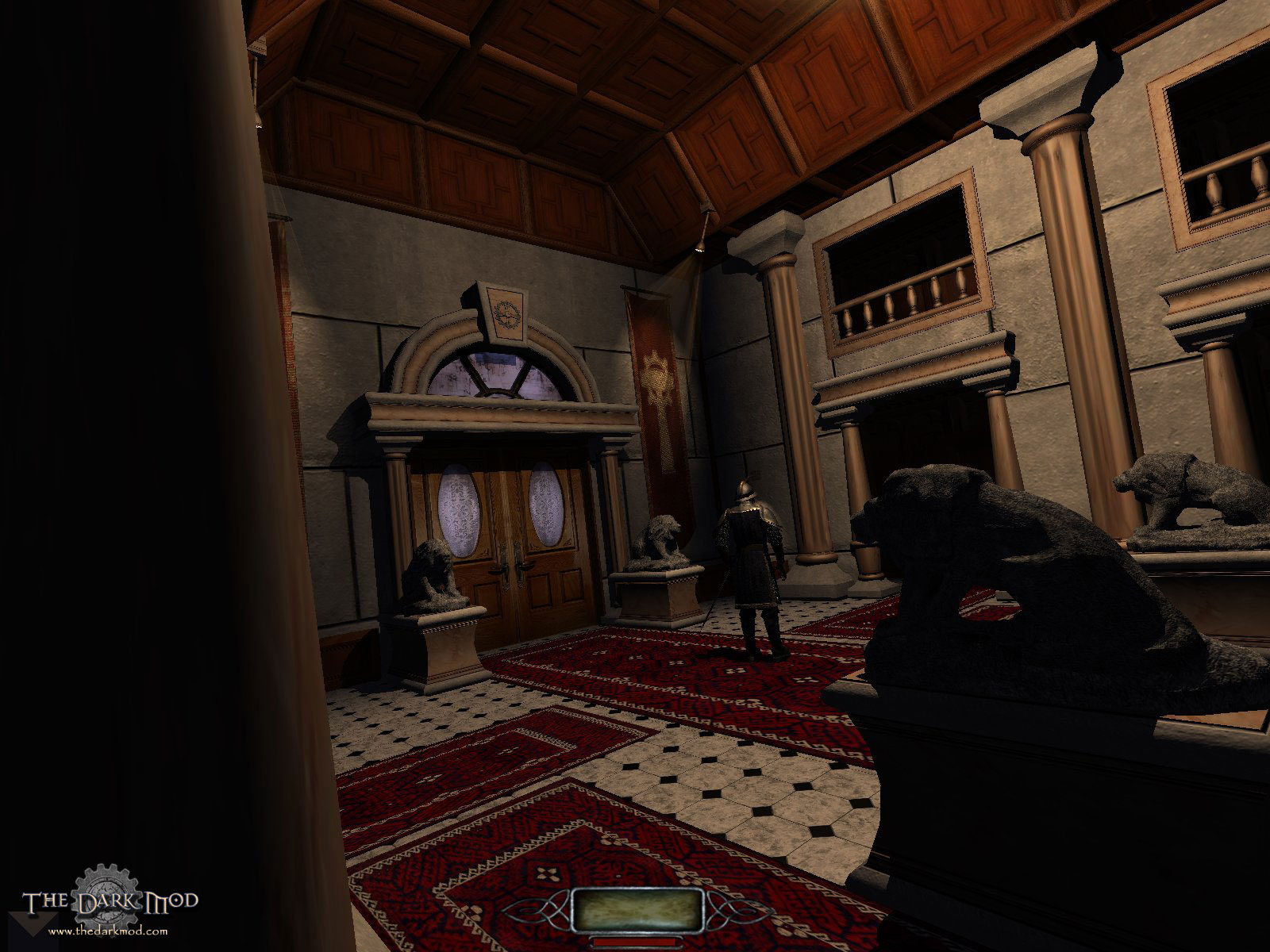Dark Mod for Doom 3 brings Thief to the shooter | GameWatcher
