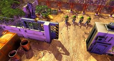 Cannon Fodder 3's 'total destructibility is greatest improvement'